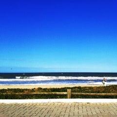 Photo taken at Praia Brava by Jana M. on 3/22/2013