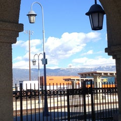 Photo taken at Metrolink San Bernardino Station by Krissy L. on 1/11/2013