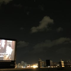 Photo taken at Cinemagic's Rooftop Venue by Amouli A. on 2/22/2015