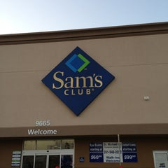 Photo taken at Sam's Club by Brian L. on 6/23/2013