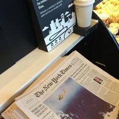 Photo taken at Starbucks by Misha I. on 2/6/2013