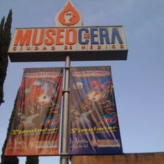 Photo taken at Museo de Cera by J. Roberto A. on 12/26/2012