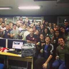 Photo taken at Esporte Interativo by Arthur De Castro A. on 9/17/2015