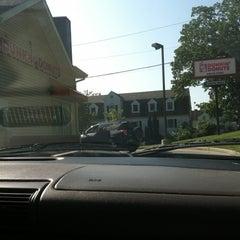 Photo taken at Dunkin Donuts by Kara D. on 8/28/2013