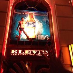 Photo taken at Eleven Nightclub by Devereau C. on 7/27/2013