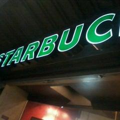 Photo taken at Starbucks Coffee by Mark Allen L. on 10/18/2012