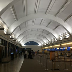 Photo taken at John Wayne Airport (SNA) by Adam Vincent Gilmer on 3/27/2013