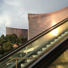 Photo taken at Wynn Las Vegas by Jacene Samantha H. on 5/11/2013