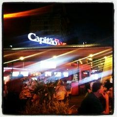 Photo taken at Capitão Bar by Rafael Ferreira S. on 12/28/2012