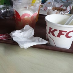 Photo taken at KFC / KFC Coffee by rika g. on 3/21/2014