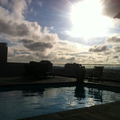 Photo taken at Eastern Columbia Lofts by Lincoln G. on 4/1/2013