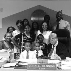 Photo taken at Edmund D. Edelman Children's Court by Brad W. on 4/19/2013