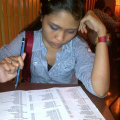 Photo taken at Solaria by Phie p. on 12/16/2012