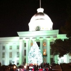 Photo taken at Montgomery, AL by Leigh S. on 12/20/2012