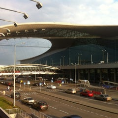 Photo taken at Терминал D / Terminal D by ANDREY🐼 V. on 7/14/2013