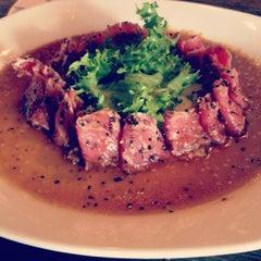 Photo taken at Aka Sushi House by Hong P. on 7/28/2013