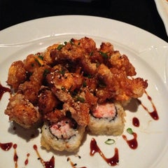 Photo taken at Sushi Axiom by Greg S. on 10/7/2012