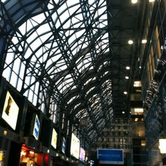 Photo taken at Ogilvie Transportation Center by Todd S. on 1/4/2013