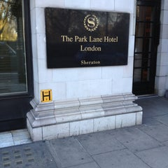 Photo taken at The Park Lane Hotel by Eren P. on 5/1/2013