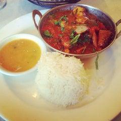 Photo taken at Rasoi Restaurant by Yiming C. on 6/2/2013