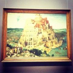 Das Foto wurde bei Kunsthistorisches Museum Wien von Anastasia am 11/6/2012 aufgenommen