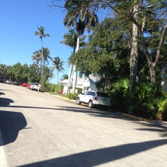 Photo taken at 13th Avenue South Beach by Conor M. on 1/26/2013