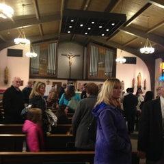 Photo taken at St. Matthew The Apostle  Church by Roxineus R. on 12/1/2012