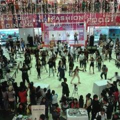 Photo taken at Palangkaraya Mall (PALMA) by Tifany e.putri on 3/10/2013