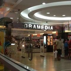 Photo taken at Gramedia by Ghaida M. on 12/19/2012