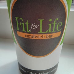 Photo taken at Fit for Life by Elizabeth M. on 7/22/2013