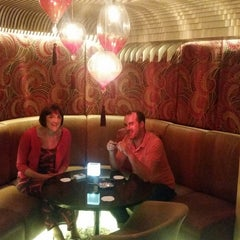 Photo taken at Lobby Bar by Charles A. on 10/30/2014
