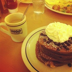 Photo taken at IHOP by Marjorie C. on 10/12/2012