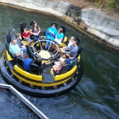 Photo taken at Congo River Rapids by Clinton™ on 11/20/2012