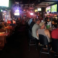 Photo taken at Time Out! Sports Bar & Grill by Brandon H. on 9/8/2013