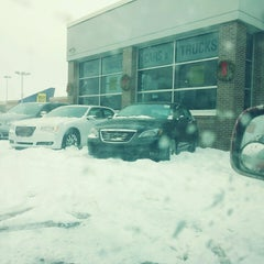 Photo taken at Southfield Chrysler Jeep Dodge Ram by Will M. on 1/27/2014