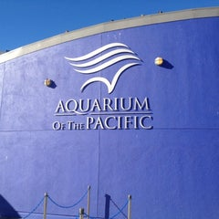 Photo taken at Aquarium of The Pacific by Mary J. on 12/13/2012