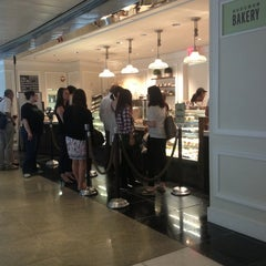 Photo taken at Bouchon Bakery by Marie S. on 7/24/2013
