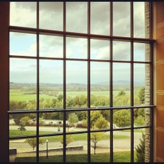 Photo taken at McCardell Bicentennial Hall by Claire F. on 9/27/2012