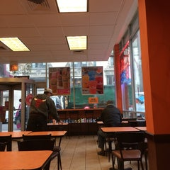 Photo taken at Dunkin' Donuts by Shaimaa F. on 5/1/2014