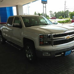 Photo taken at Terry Cullen Chevrolet by James S. on 7/2/2013