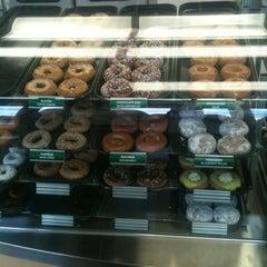 Photo taken at Krispy Kreme Doughnuts by mac d. on 5/11/2013