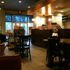 Photo taken at Starbucks by mac d. on 1/13/2013