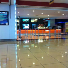 Photo taken at Golden Screen Cinemas (GSC) by Geno L. on 5/10/2013