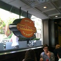 Photo taken at Goodburger by Rebecca J. on 6/12/2013