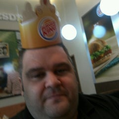 Photo taken at Burger King by Henrique G. on 5/24/2013