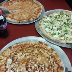 Photo taken at Two Paisans Pizzeria by Robbie L. on 5/3/2014