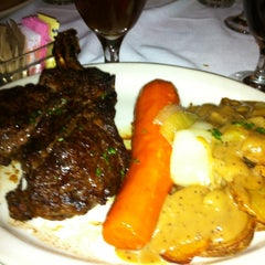 Photo taken at Bob's Steak & Chop House by Douglas M. on 11/17/2011