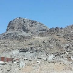Photo taken at Jabal Nur - Ghar Hira by Elyana D. on 6/22/2013