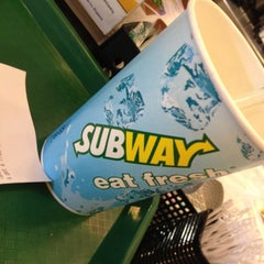 Photo taken at Subway by Luo G. on 5/15/2013
