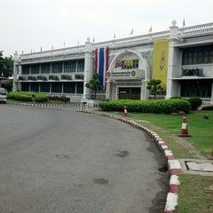 Photo taken at เรือนจำกลางคลองเปรม (Klongprem Central Prison) by Piriya T. on 3/4/2013